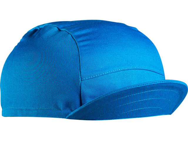 Bontrager Cotton Cycling Cap Herr waterloo blue